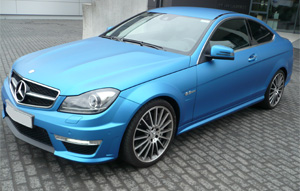 Mercedes-C-Coupe_foliert